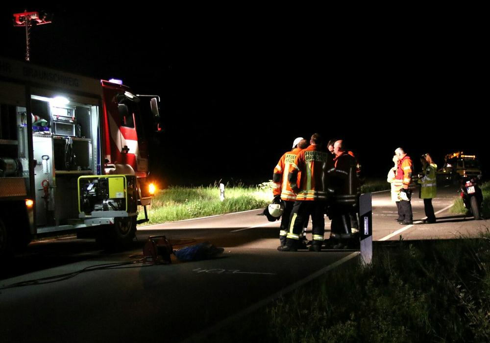 In diesem Jahr starben bereits fünf Menschen auf Braunschweigs Straßen. Erst in der vergangenen Woche starb ein Mann bei einem Motorradunfall. Foto:  R. Karliczek