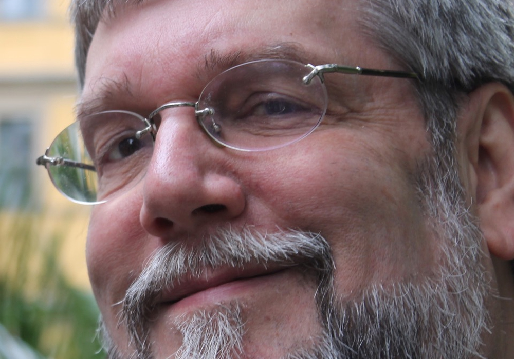 Prof. Dr. Guido Fuchs vom Institut für Liturgie und Alltagskultur aus Hildesheim. Foto: Kreismuseum Peine