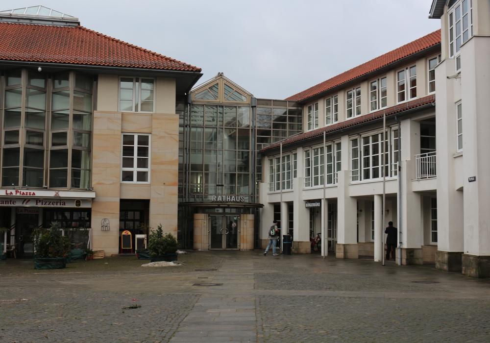 Auf dem Gifhorner Marktplatz wird der erste kostenlose WLAN-Hotspot freigeschaltet. Symbolbild: Robert Braumann