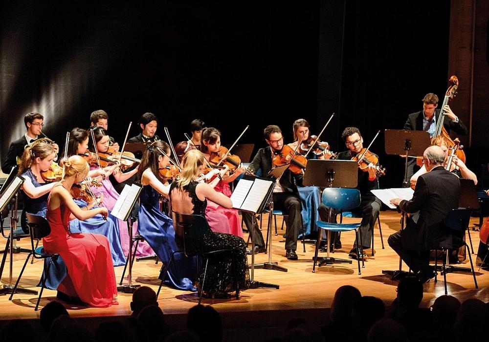 """Das Ensemble """"il gioco col suono"""". Foto: HAB"""