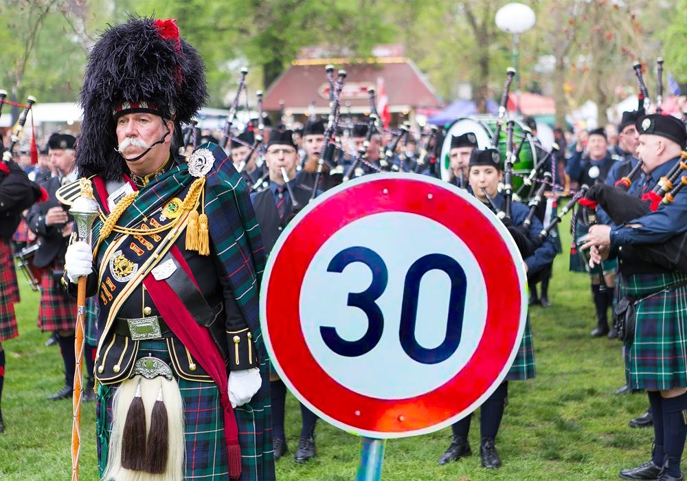 30 km/h für die Sicherheit. Foto: PeineMarketing
