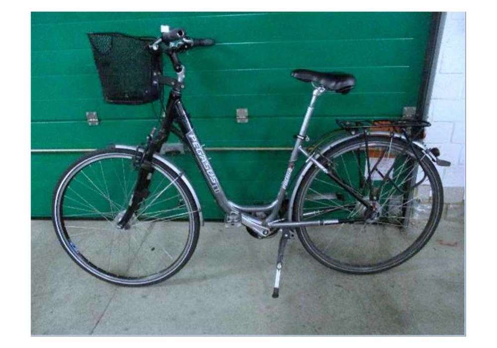 Wem gehört das Fahrrad? Foto: Polizei