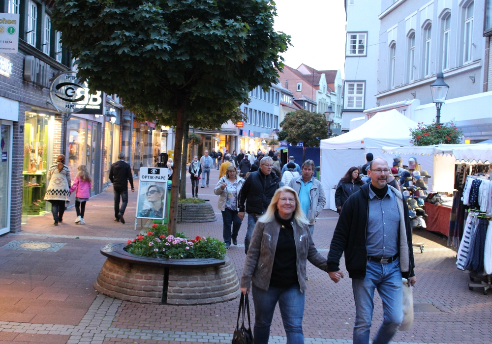 Der Eulenmarkt 2017. Foto: Frederick Becker