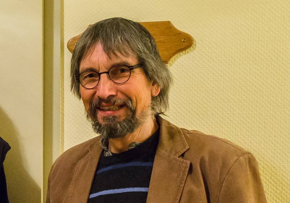 Diethelm Krause-Hotopp,  Sprecher der Sickter Grünen äußert sich zu Försterlings Aussagen. Foto: Privat
