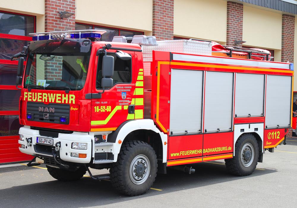 Symbolfoto:  Feuerwehr Bad Harzburg