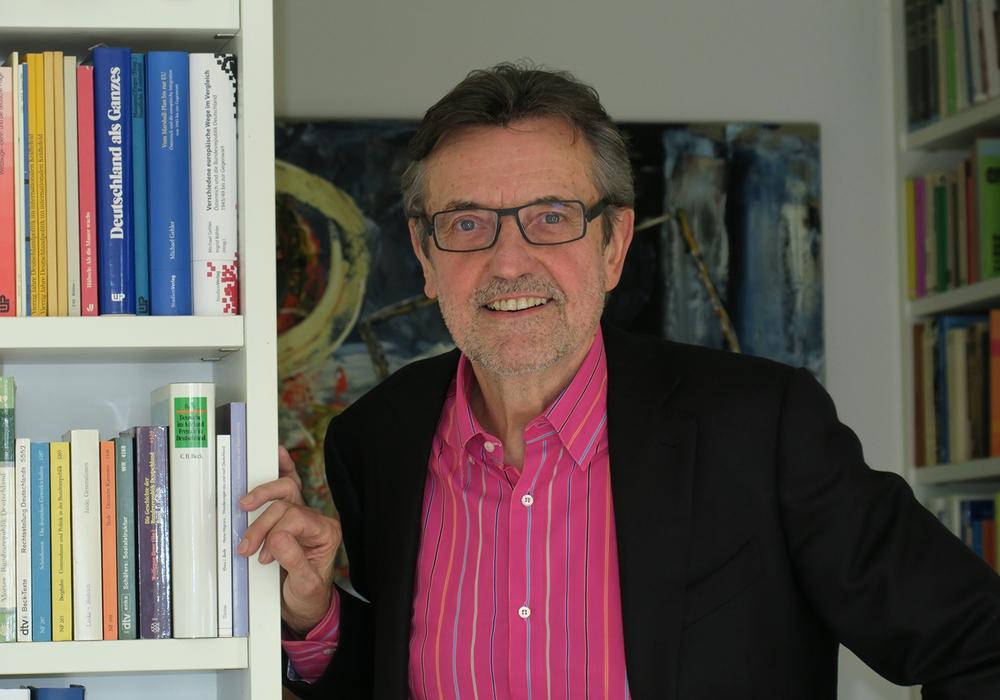 Prof. Dr. Josef Foschepoth. Foto: Technische Universität Braunschweig