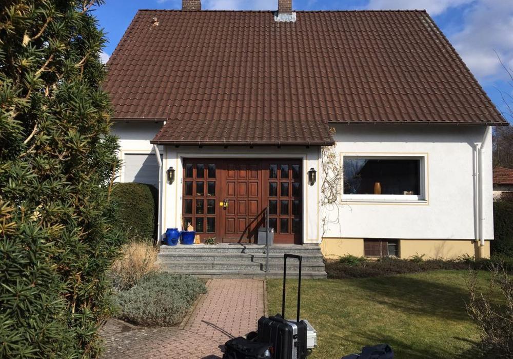 Die Tat ereignete sich im Wohnhaus des Ehepaares, am Antoinettenweg in Wolfenbüttel. Foto: aktuell24 (BM)