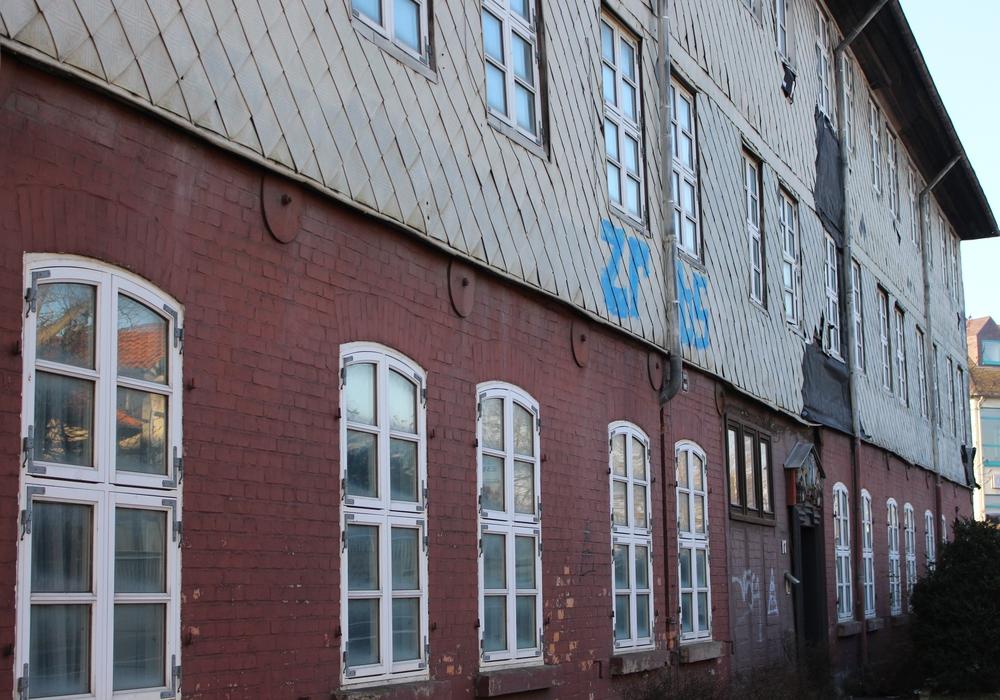 Altes Jugendgästehaus. Foto: Max Förster