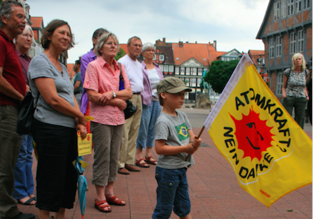 Die Wolfenbütteler AtomAusstiegsGruppe lädt zum Meinungsaustausch im ZUM. Foto: Privat