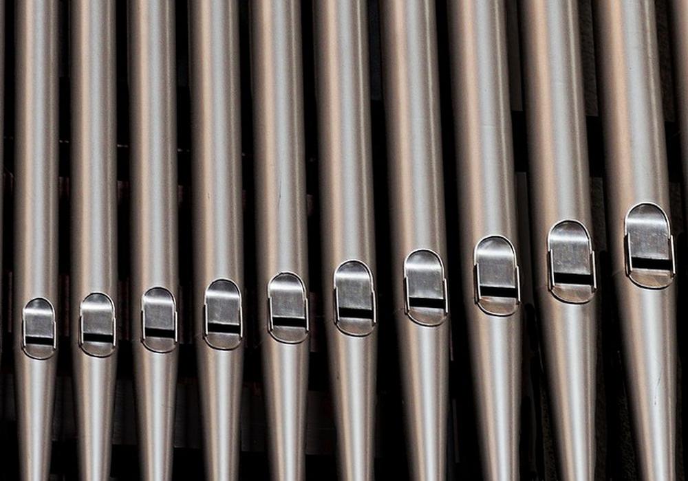 Große und kleine Interessenten können die Königin der Instrumente am Sonntag hautnah erleben. Symbolfoto: Pixabay