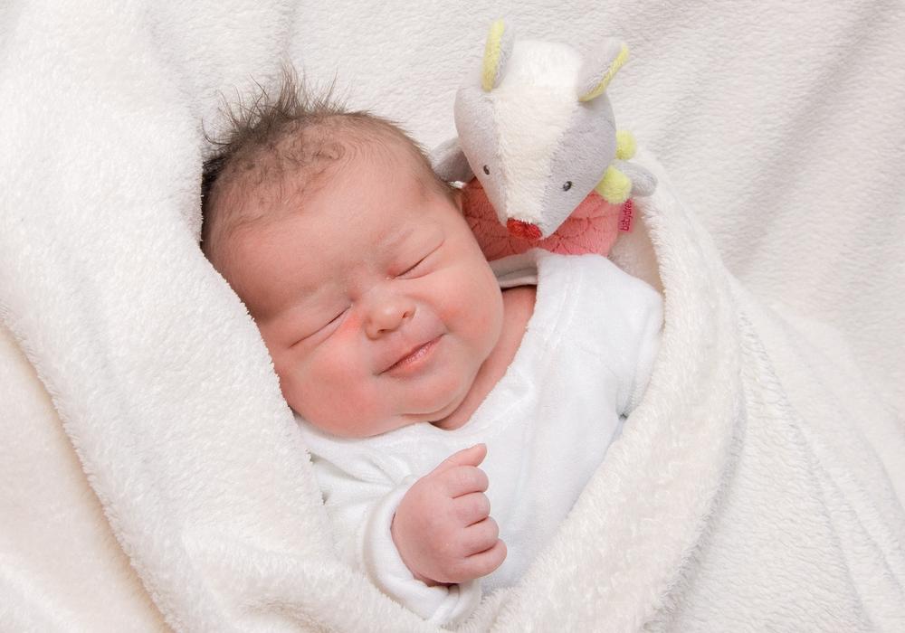 Willkommen, Nele Nicole Ehlers. Foto: Karen Sierigk, Städtisches Klinikum