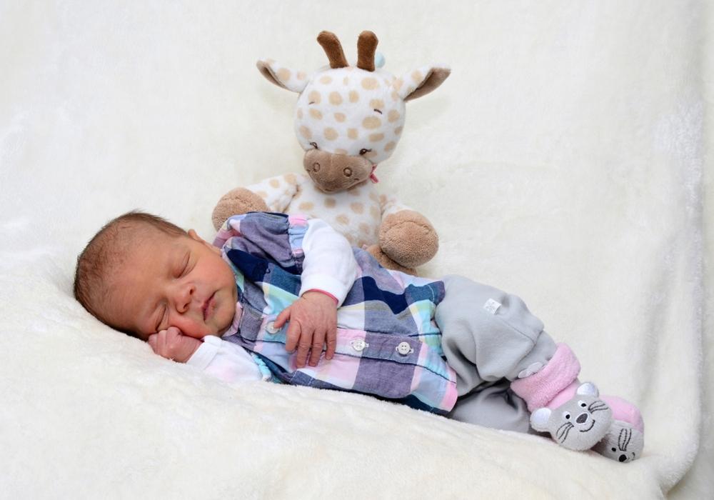 Willkommen, Finja Schulze. Foto: babysmile24.ee