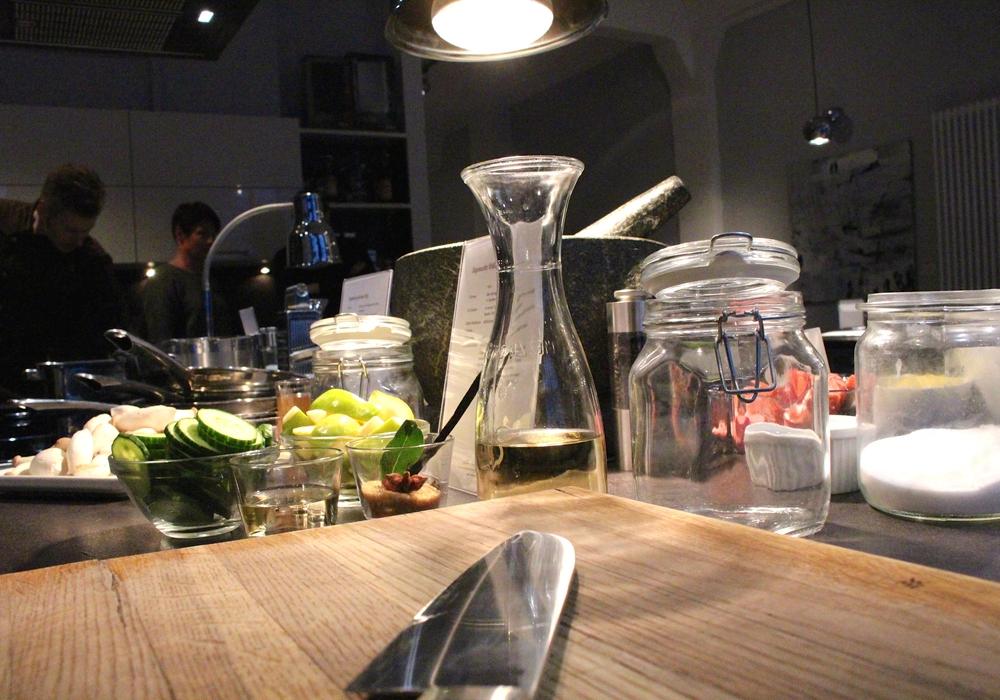 Am27. Februar findet das Welcome-Dinner statt. Symbolfoto: Sina Rühland