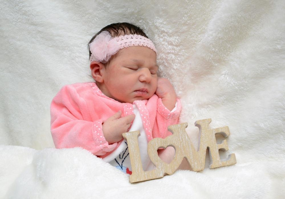 Willkommen, Miryan Alsharawi. Foto: babysmile24.de