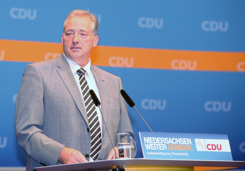 Der stellvertretende Vorsitzende der CDU-Landtagsfraktion, Frank Oesterhelweg. Foto: Privat