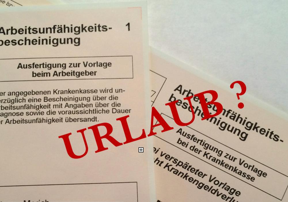 Trotz Krankenschein in den Urlaub? Die IKK erklärt dazu: Nur mit dem Einverständnis der Krankenkasse. Foto: Anke Donner