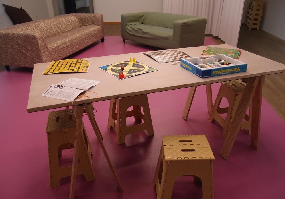 Spielenachmittage über die Feiertage im Schloss. Foto: Stadt Wolfsburg