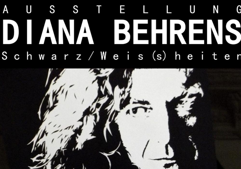 """Der Werkschauraum lädt zur Ausstellungseröffnung von Diana Behrens """"Schwarz/Weis(s)heiten"""" am 9. Juli ab 18 Uhr in den Werkschauraum in der Ernst-Amme-Straße 5 ein. Foto: Werkschauraum"""