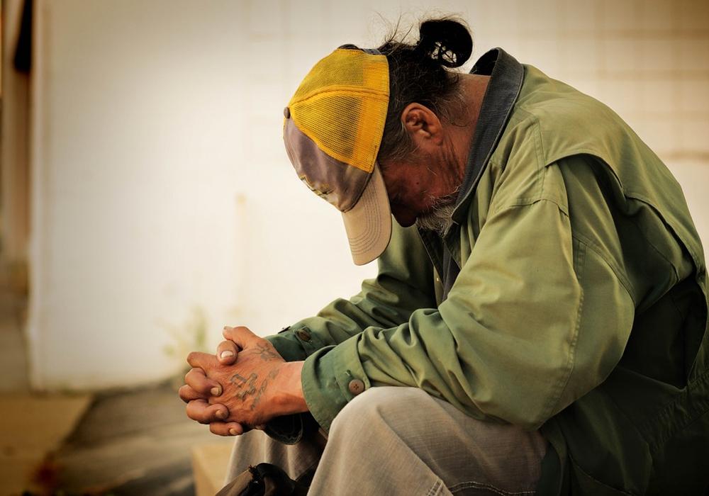 43 Obdachlose leben in Salzgitter. Symbolfoto: Pixabay