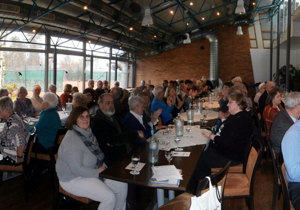 Gut gefüllt: Restaurant im Best Western Hotel Braunschweig Seminarius in Wenden. Fotos: privat