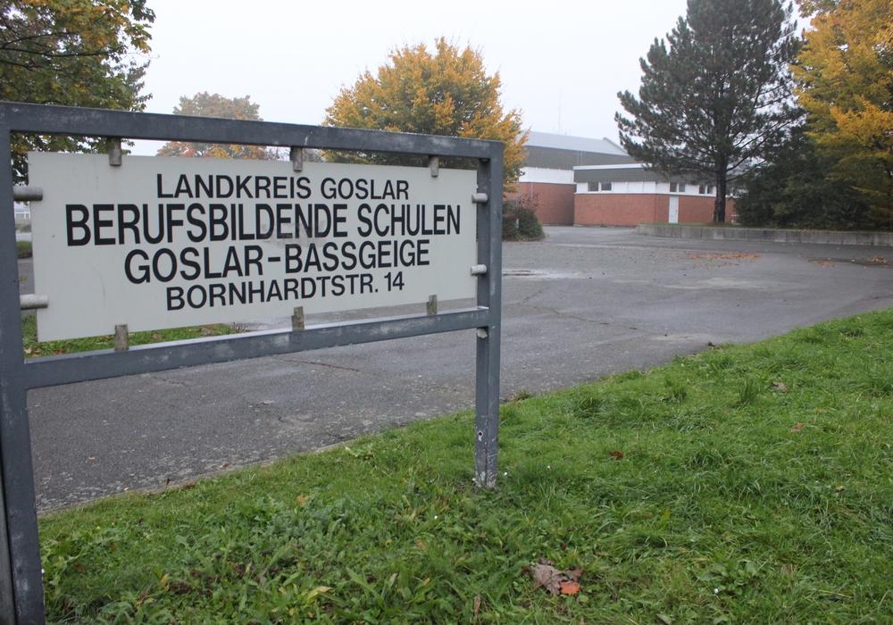 Schrecklicher Zwischenfall an der BBS Baßgeige. Foto: Anke Donner