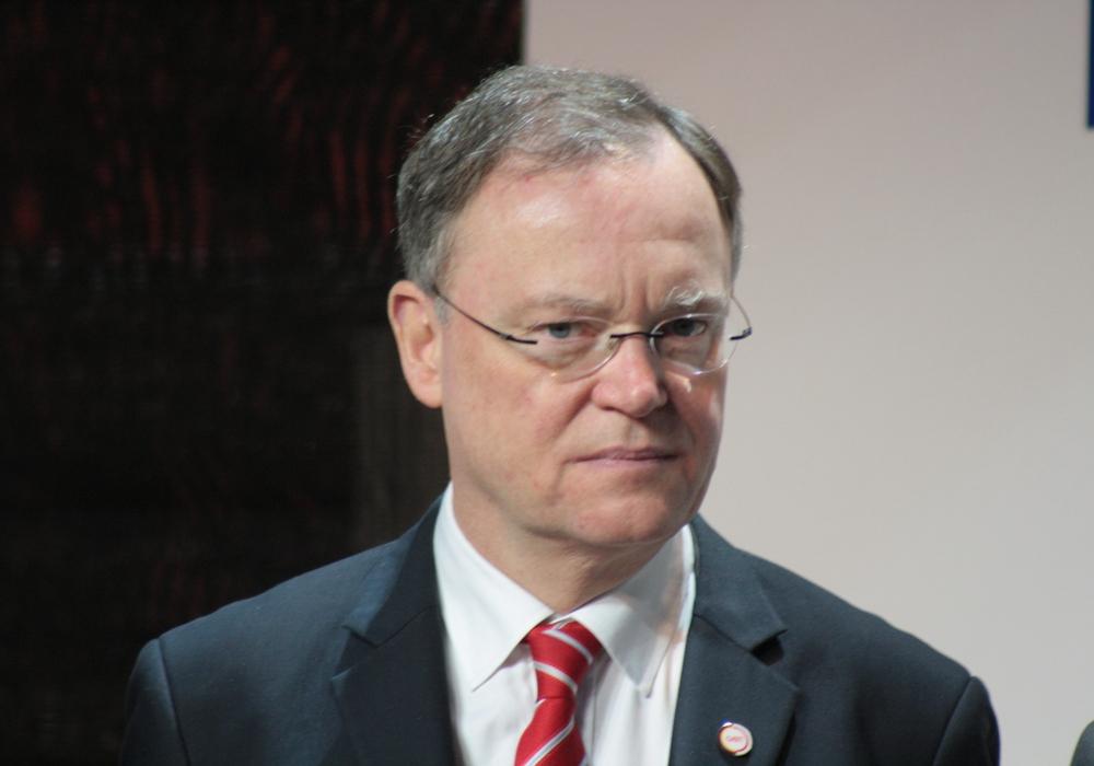 Ministerpräsident Stephan Weil. (Archivbild)