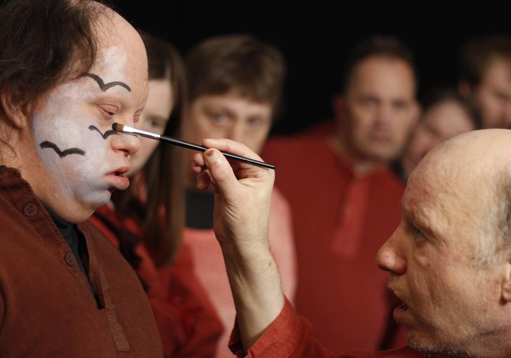 Das LOT-Theater präsentiert das Festival Wechselblick. Foto: LOT