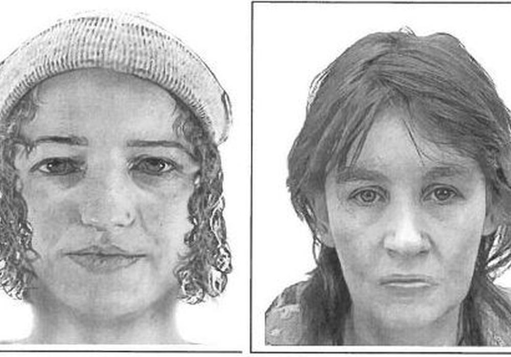Diese beiden Frauen werden wegen Diebstahls gesucht. Bilder: Polizeiinspektion Goslar
