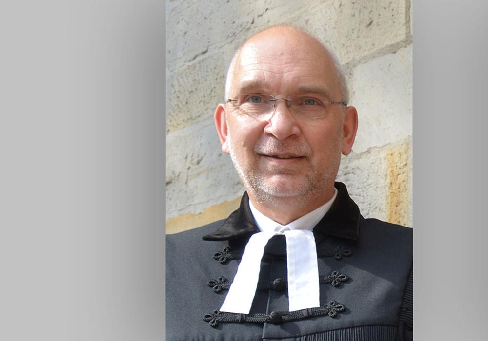 Superintendent Dr. Volker Menke. Foto: Kirchenkreis Peine