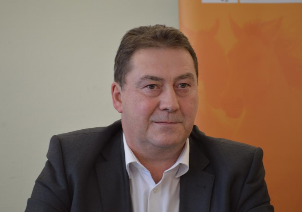Uwe Lagosky wurde vom Vorstand des CDU-Kreisverbandes für die Kandidatur zum Deutsche Bundestag vorgeschlagen. Foto: Marc Angerstein