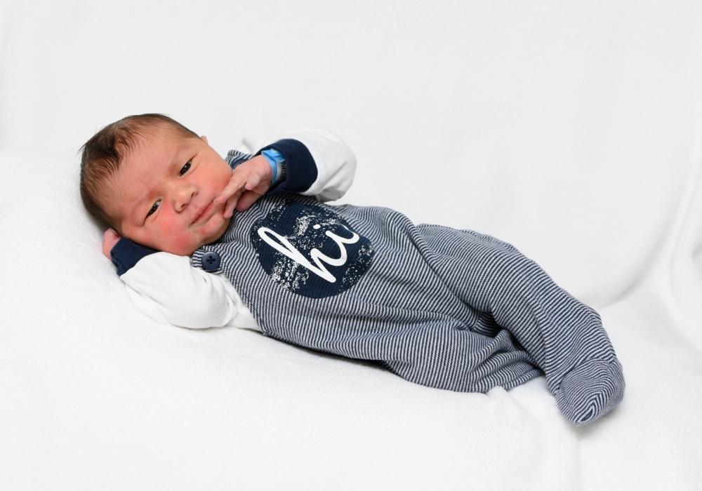 Willkommen, Jannek Alexander. Foto: babysmile24.de