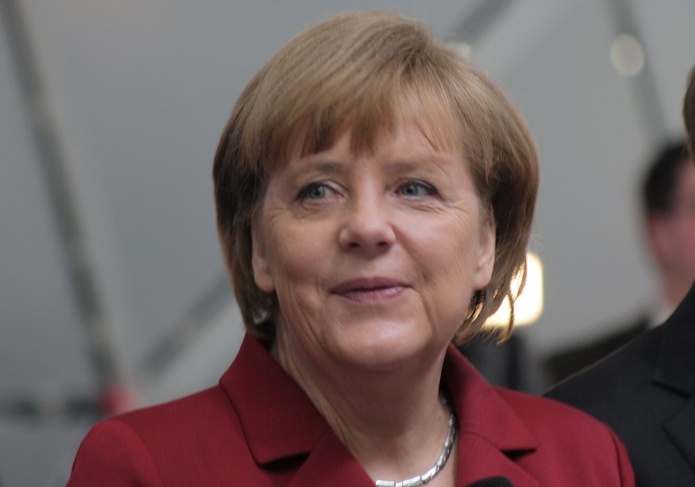 Angela Merkel soll nach Braunschweig kommen. Foto: Werner Heise