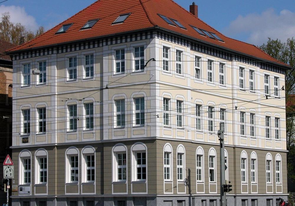 Die Führung zu Wilhelm Raabe endet im Raabe-Haus. Foto: privat/Brunswyk