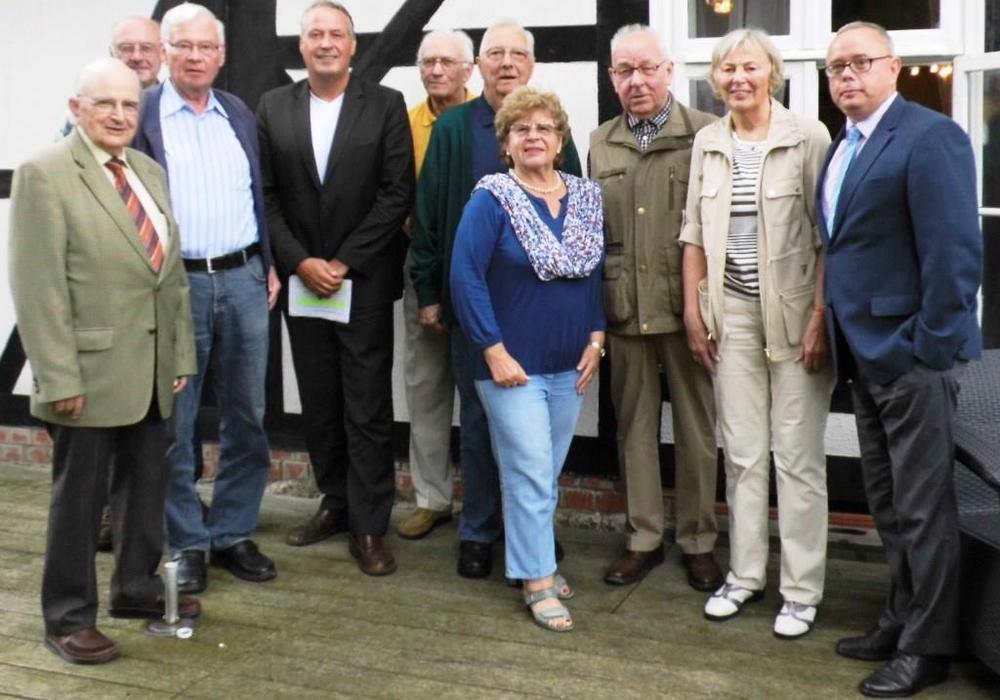 Der CDU Arbeitskreis Politische Basisarbeit befasste sich am vergangenen Mittwoch mit dem aktuellen Wahlprogramm. Foto: Meißler