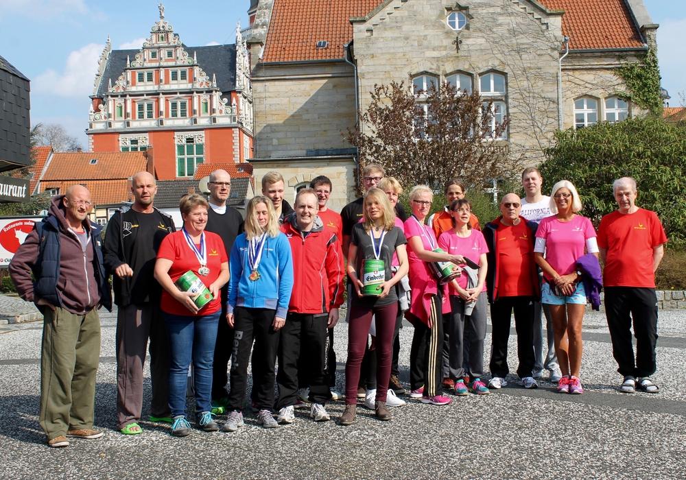 MTV Goslar erringt 3. Platz bei den Bezirksmeisterschaften. Foto: Privat