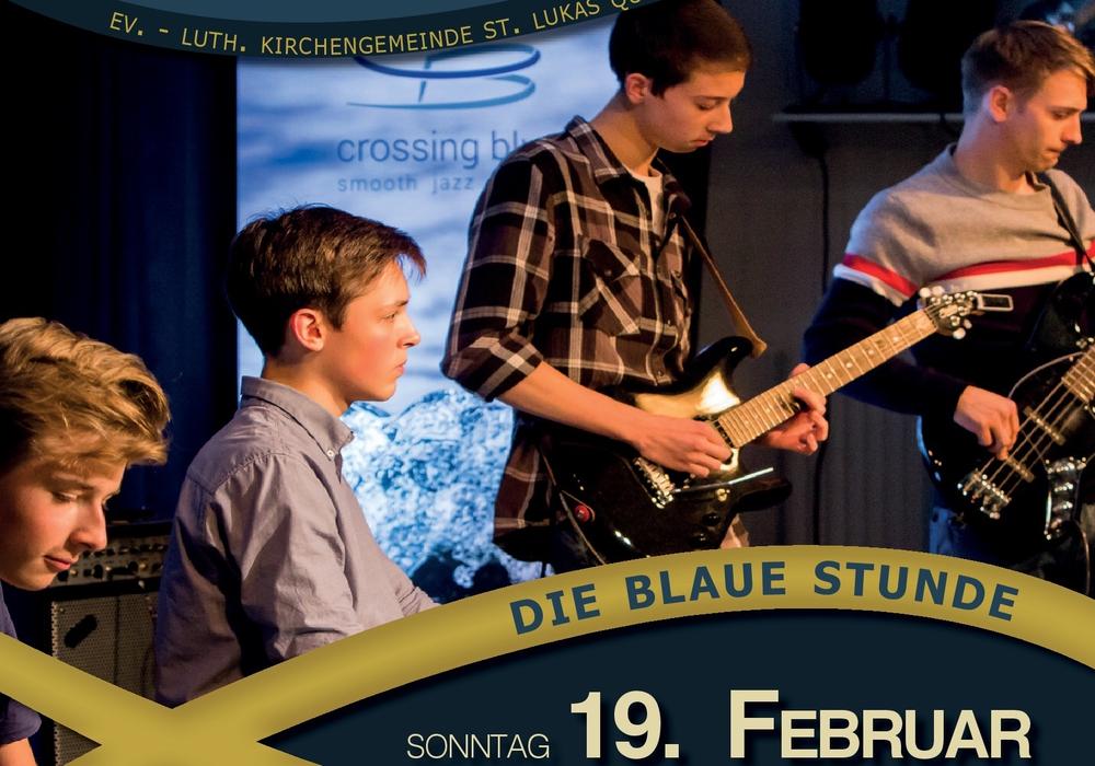 Am 19. Februar findet das letzte Konzert der Reihe Blaue Stunde der Kirchengemeinde St. Lukas statt. Foto: Kirchengemeinde