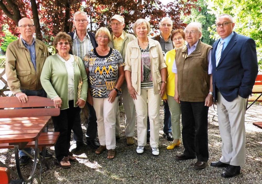 Der CDU Arbeitskreis Politische Basisarbeit bei seiner Tagung am letzten Mittwoch. Foto: Privat