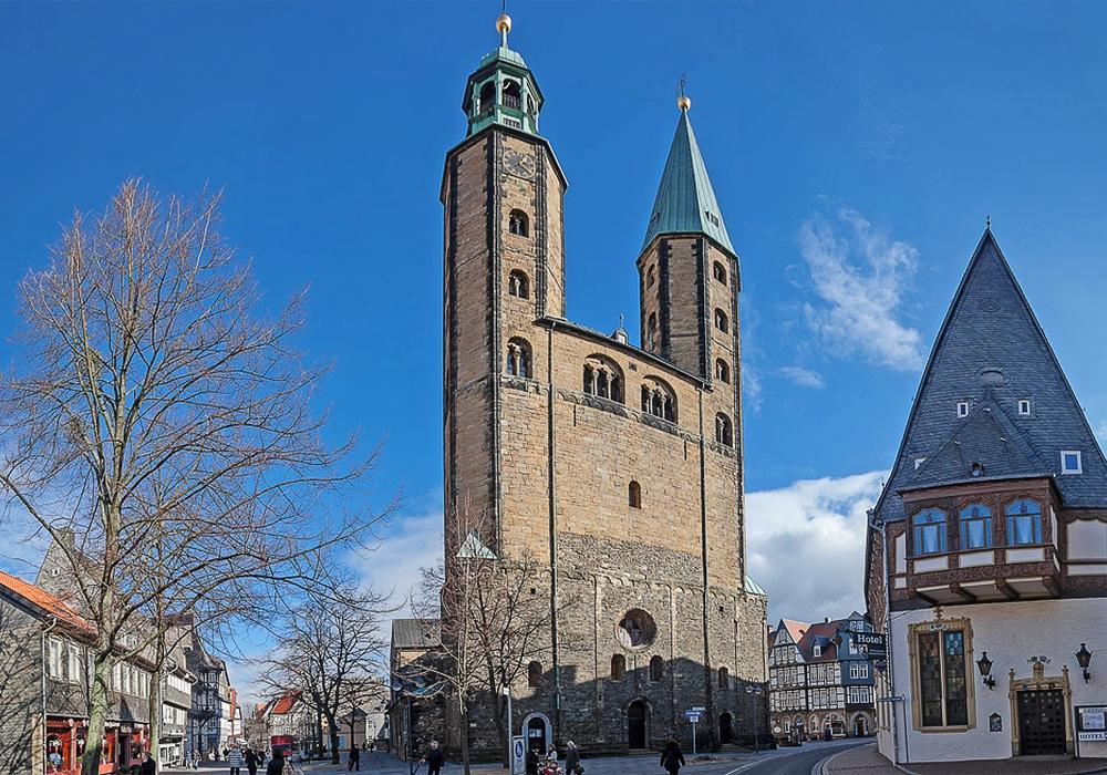 """Unter dem Motto """"Lobt Gott ohne Grenzen"""" finden in diesem Jahr die traditionellen Veranstaltungen zu Pfingsten und der Goslarer """"Churchwalk statt. Foto: Alec Pein"""
