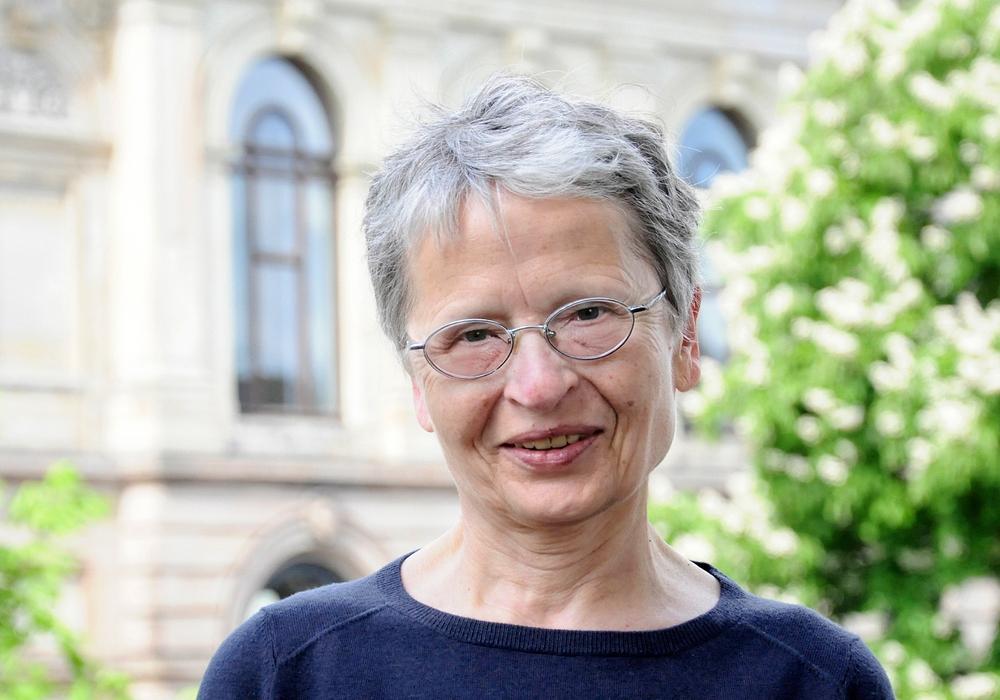 Professorin Dr. Ute Daniel. Foto: Anne Hage / TU Braunschweig