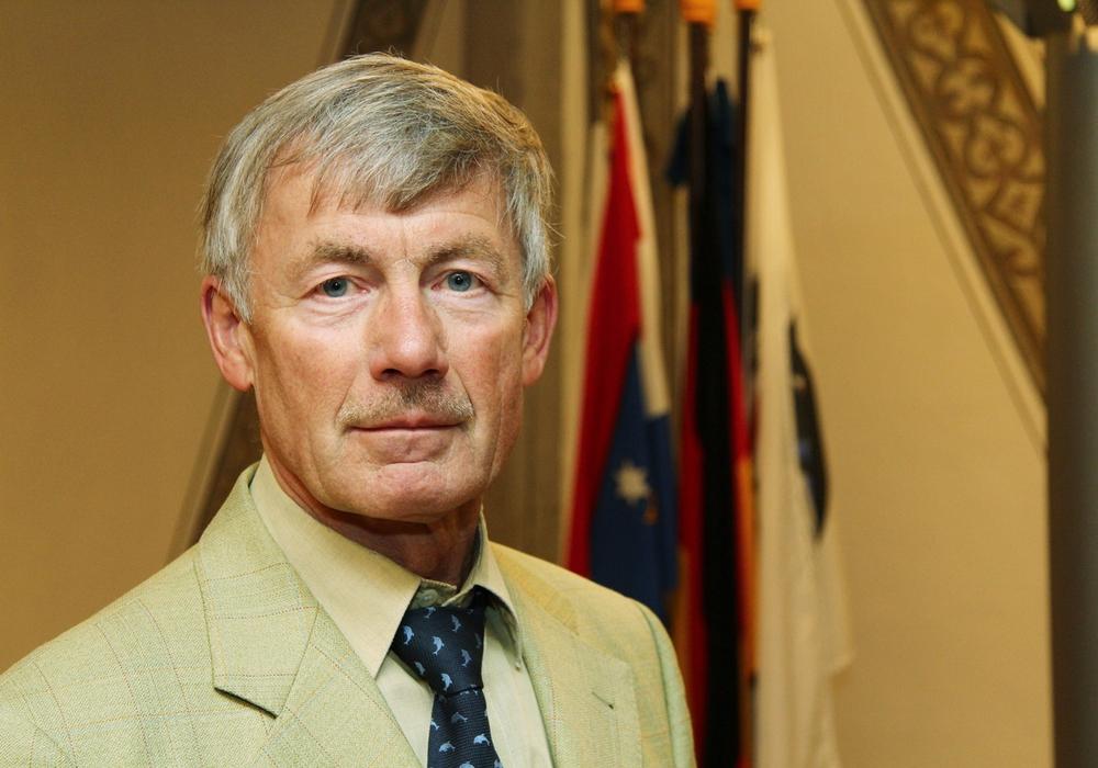 Die CDU Stadtratsfraktion hat ein offenes Ohr bei der Bürgersprechstunde. So auch Prof. Dr. Christoph Helm Foto: Privat