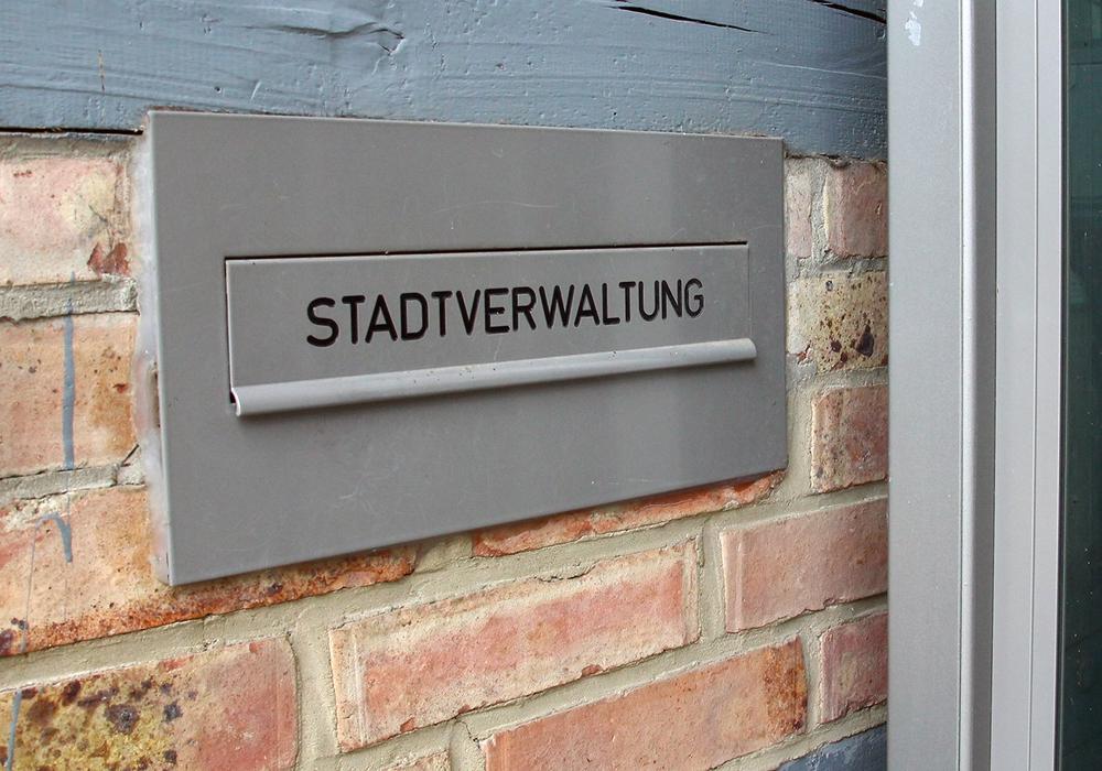 Die Stadtverwaltung plant eine strukturelle Umgestaltung. Symbolbild. Foto: Archiv