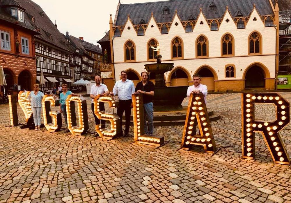 """Urte Schwerdtner: """"Besonders mit """"I Love Goslar"""" kann sich meine Fraktion sehr gut identifizieren!"""" Foto: SPD-Ratsfraktion Goslar"""