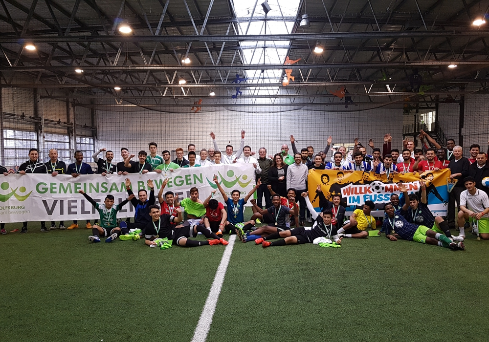 Das Turnier war ein voller Erfolg. Foto: Stadt Wolfsburg