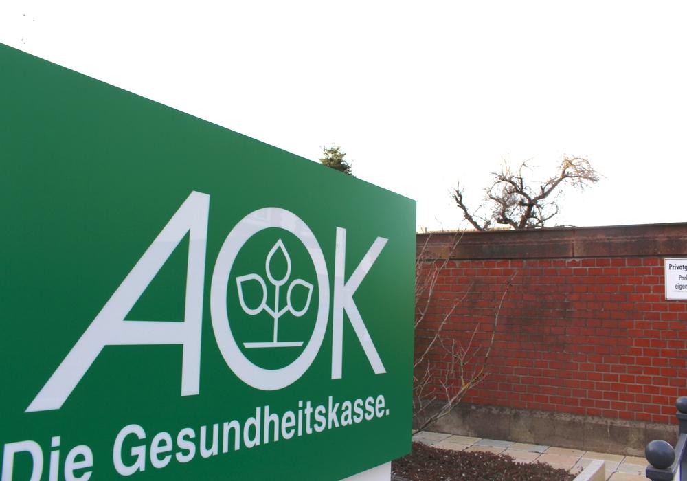 AOK Gesundheitskasse Wolfenbüttel Symbolbild Foto: Nick Wenkel