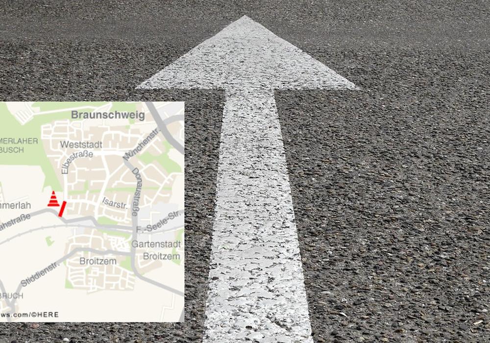 Bekommt die Elbestraße eine Verlängerung? Symbolfoto/Karte: pixabay/Maps4News