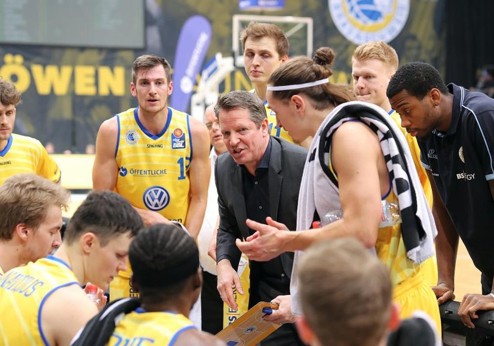 Die Basketball Löwen hoffen gegen Frankfurt auf den dritten Sieg in Folge. Foto: Agentur Hübner/Archiv
