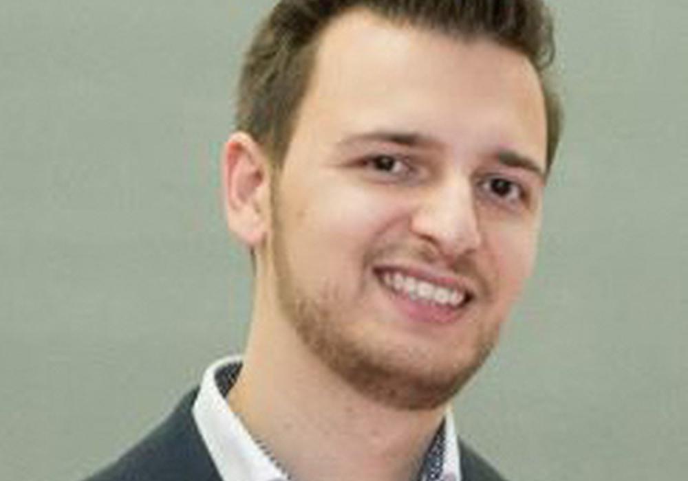 Marcin Leszke wurde in den Beirat des Deutschlandstipendiums berufen. Foto: Ostfalia Hochschule für angewandte Wissenschaften/Roman Brodel
