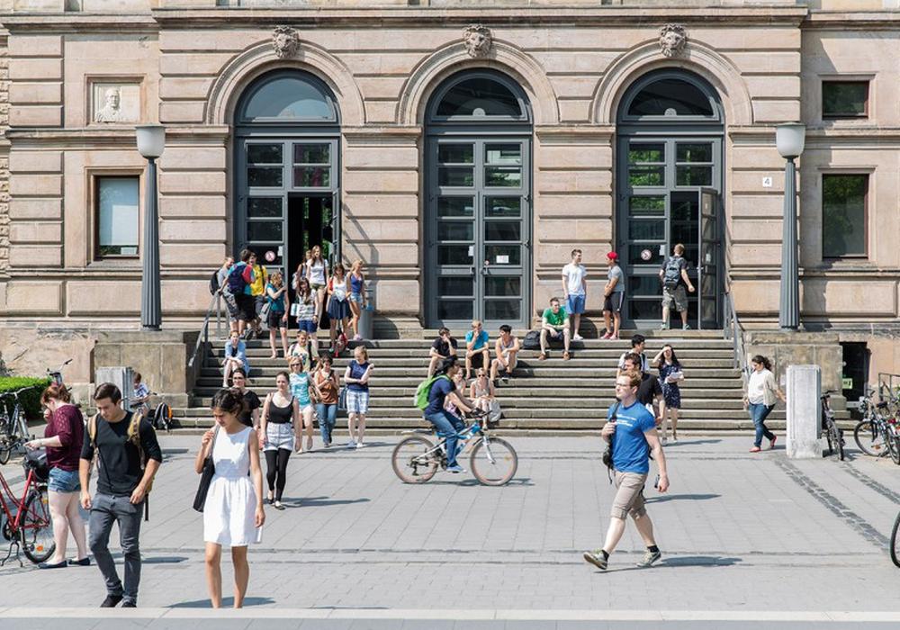 Feierlicher Studienabschluss beim Tag des Maschinenbaus an der TU.  Foto: TU Braunschweig