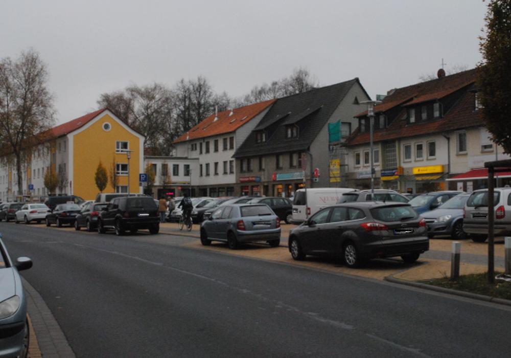 Auch im Siegfriedviertel sind die Auswirkungen zu spüren. Foto: Braumann