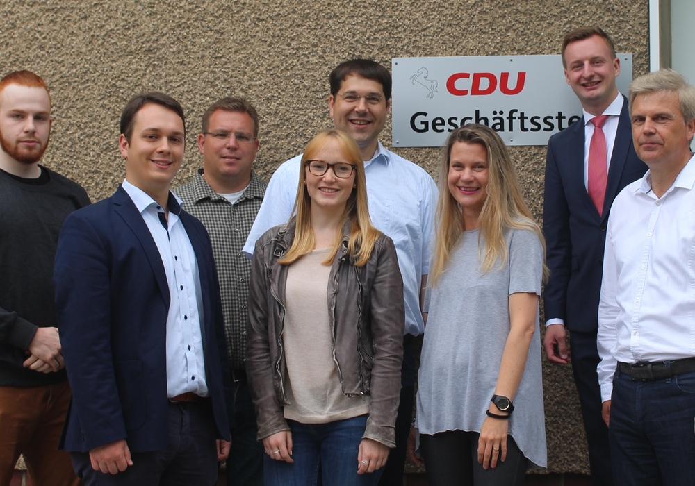 CDU Stadtverband Peine. Fotos: CDU